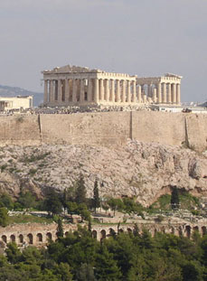 ancient greece interesting facts about acropolis parthenon