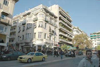 Kolonaki Athens 1