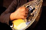 Bouzouki music instrument
