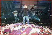 Panos Kiamos on stage