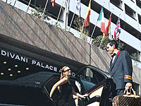 Divani Acropolis Palace hotel - Luxury Hotels Athens Greece
