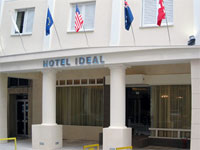 Ideal Hotel Athens Greece