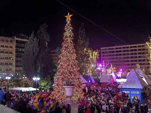 Athens Photo Gallery Picture Of Christmas Athens